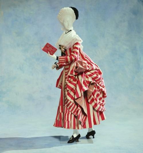 Robe A La Polonaise: Project Journal: 1780s Ensemble